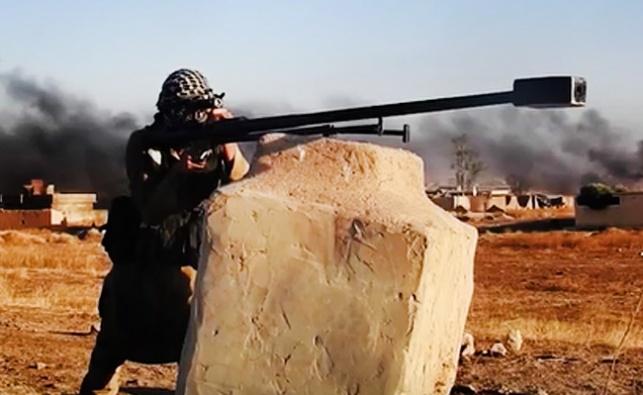 המטרה: לחסל את דאעש בסוריה ובעיראק