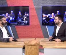 זיו יחזקאל בראיון בלעדי לכיכר השבת • צפו
