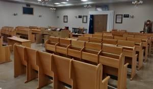המתפללים הזדעזעו: אלמונים ביצעו וונדליזם בבית הכנסת
