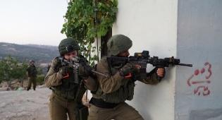 כוחות הביטחון פעלו הלילה בכפר ממנו הגיע המחבל לאדם
