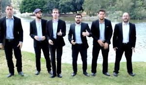 """לכבוד ט""""ו באב: להקה דתית בקאבר לאייל גולן"""