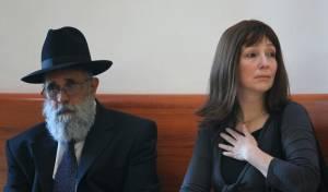 הראיון עם אשת יגאל עמיר