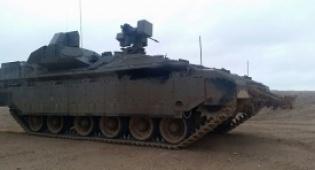 """מעיל רוח מורכב על רק""""מ - ארה""""ב תצייד את הטנקים במעיל רוח ישראלי?"""