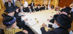 """""""החרבת הכשרות"""": הרבנות מכריזה על מרד"""