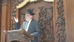 חיים כהן בנאומו