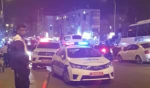 ירושלים: 3 עצורים בחשד לתקיפת שוטרים
