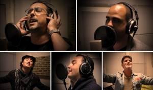 """חמישה זמרים, שיר אחד: """"יא בבא"""""""