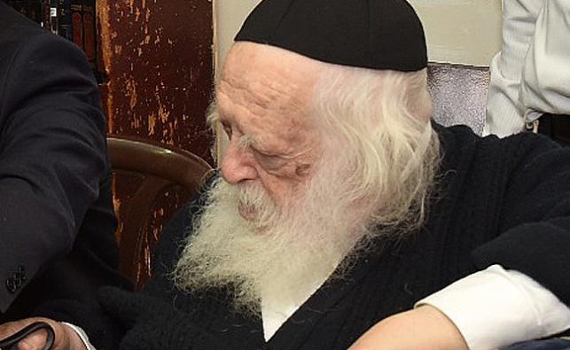 מרן הרב קנייבסקי