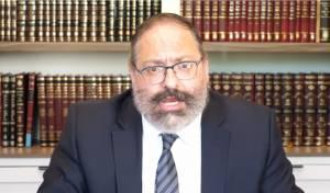 הרב יוסף יצחק ג'ייקובסון על פרשת בלק