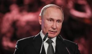 """פוטין נאם: """"השואה, זו טרגדיה שנזכור לעד"""""""