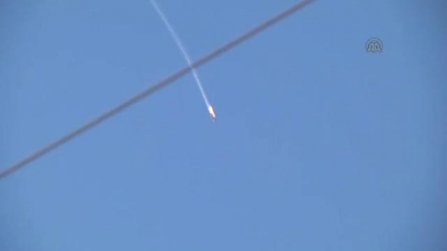 """הטייס הרוסי חשף: """"טורקיה לא הזהירה אותנו"""""""