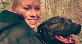 סטיבנס ואחד הרוצחים - מחריד: צעירה בת 22 נטרפה על ידי כלביה