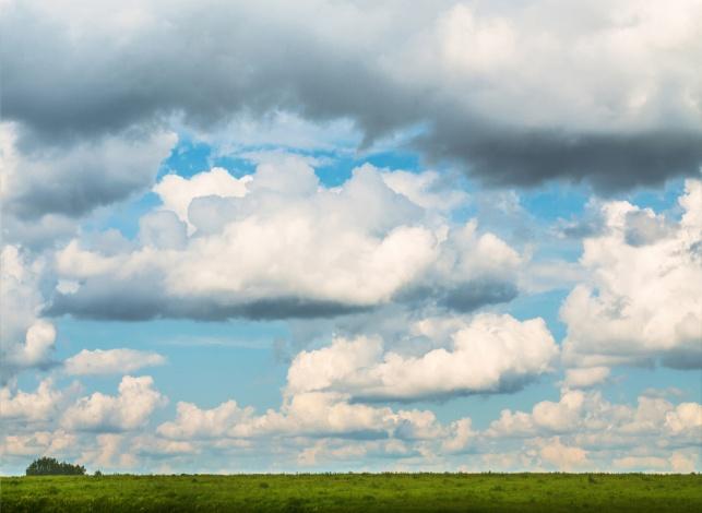 תחזית מזג האוויר: ייתכנו גשמים מקומיים