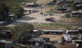 המדינה רוצה לדחות את פינוי חאן אל אחמר
