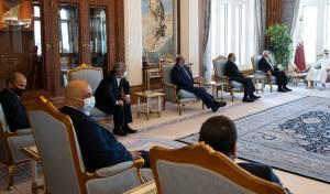 מנהיג חמאס לשליט קטאר: לא לנורמליזציה
