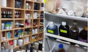 שני חשודים בייצור תרופות ומכירתן - נעצרו
