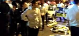 אלעד סוערת: פעילי 'דגל' הפגינו נגד פרוש