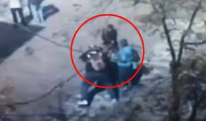 מחבל ערבי ניפץ בקבוק זכוכית על ראש יהודיה