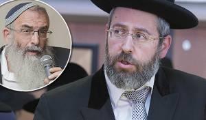 """הגר""""ד לאו והרב סתיו - הרב הראשי נגד הרב דוד סתיו: 'איזו שטחיות'"""