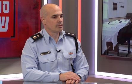 כך המשטרה תאכוף את הסגר; הקצין מסביר