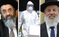 הרב אייגרא, בדיקות קורונה והרב נהרי