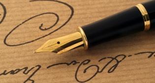 הסודות שלכם נחשפים בכתב ידכם