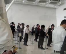 שירת ההלל בשדה התעופה בפולין • וידאו