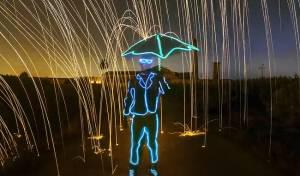 מדהים: מה שאפשר לעשות עם גו פרו בלילות