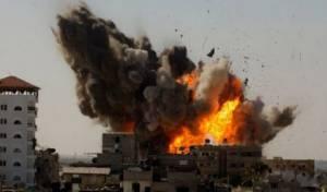 """תקיפת צה""""ל. אילוסטרציה - האם ישראל תתקוף את האיראנים בלבנון?"""