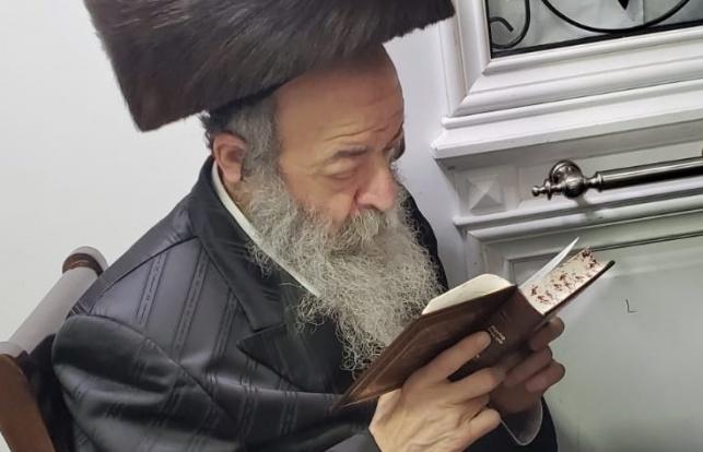"רבי מנחם מענדל אייזנברג זצ""ל,"