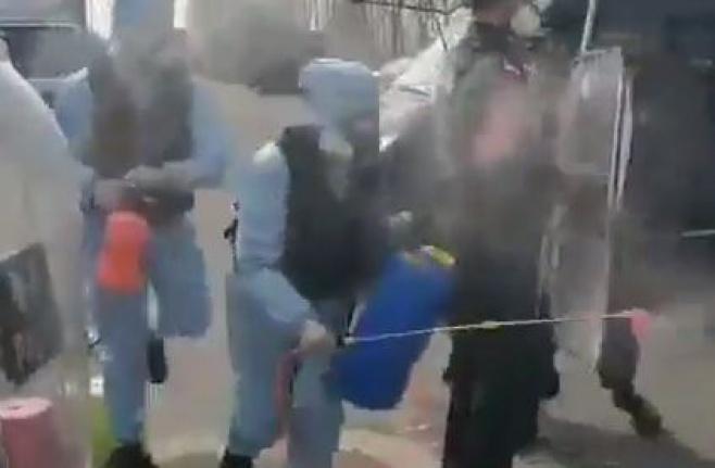 כך מענישים הסינים את חולי ה'קורונה' • צפו