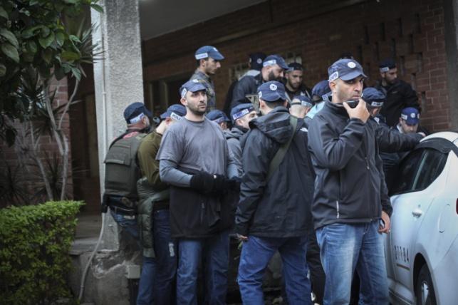 שוטרים בתל אביב