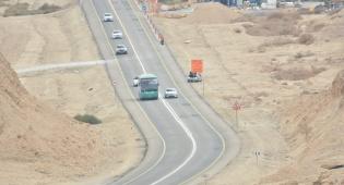 תיעוד מרחפן: העקיפה המסוכנת של הנהג