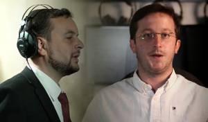 """דודו קובלסקי ויחיאל ליכטיגר מבצעים: """"רזא דשבת"""""""