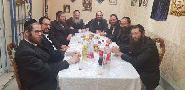 רשימת אגודת ישראל בבית שמש