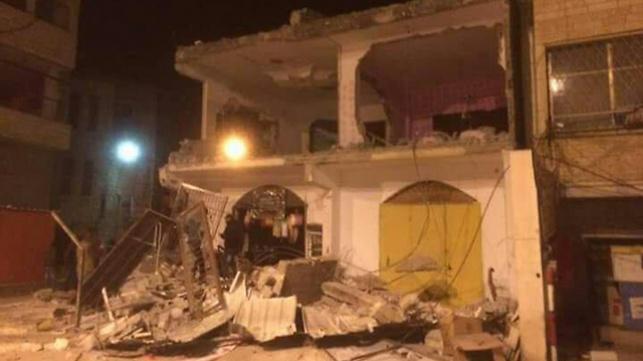 """נהרסו בתי המחבלים שרצחו את הדר כהן הי""""ד"""