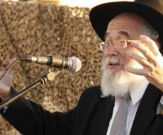 """הרב יצחק בר חיים - רב הנח""""ל שהוכה: """"ר' שמואל היה איש רך"""""""