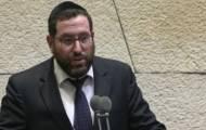 """ח""""כ אליהו ברוכי נואם במליאת הכנסת, היום"""