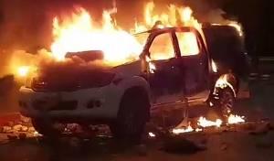 מאות התפרעו בכפר קאסם, מפגין נהרג. צפו