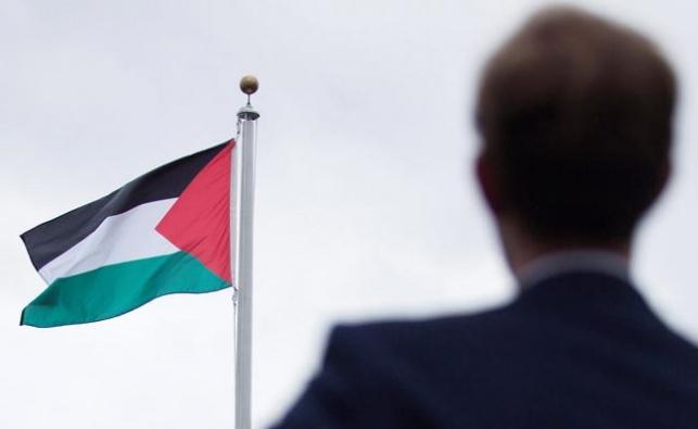 ביום בו יונף דגל פלסטין במזרח ירושלים