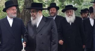 """האדמו""""ר מסאטמר - מפת הנופש המלאה של גדולי ישראל"""