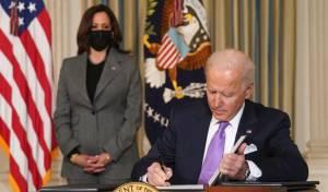 ביידן יחיל חובת חיסון על העובדים הפדרליים