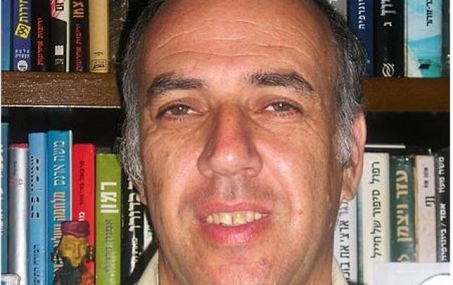 כתב העיתון החרדי 'בקהילה', הוברמן