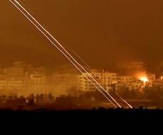 שיגור מהרצועה; חיל האוויר תקף יעדי טרור
