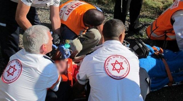 פינוי הפצוע לבית-החולים