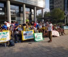 צפו: האוהדים התאחדו בהפגנה למען השבת
