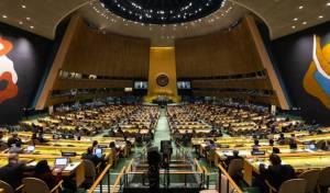 """איראן לא שילמה לאו""""ם ולא תוכל להצביע"""