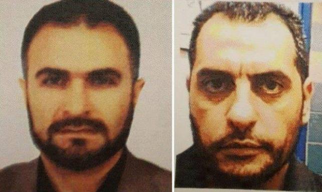 שנים מהמחבלים שנעצרו - המחבלים חשפו: כך פועל החמאס מטורקיה