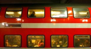 עובדי הרכבת לא יבדקו כרטיסים