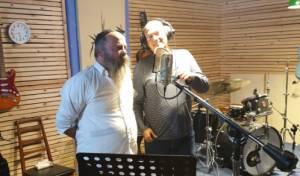 עובדיה חממה וארז לונברג ב'מדרשיר' למקץ